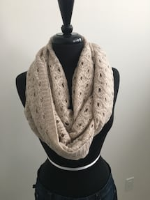 New eternity scarf