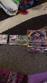 assorted Pokemon trading card collection Aldie, 20105