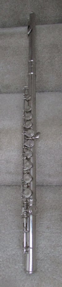 Bundy by Selmer Student Band Flute with Case #169672