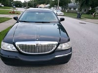 Lincoln town car With Uber black limou West Berlin
