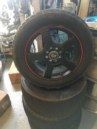 Motegi 15 inch wheels 4x108/100 slightly used in good condition Indianapolis, 46227