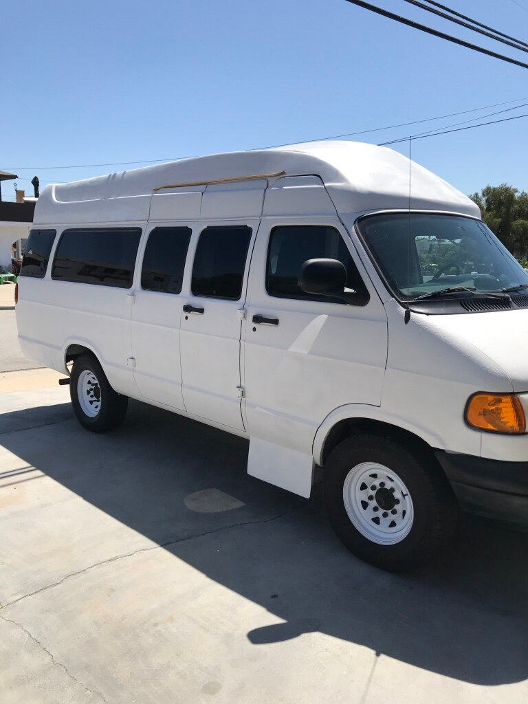 Photo 2001 Dodge Ram Van 3500 LWB