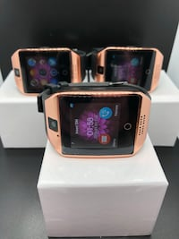 NEW ANDROID SMART WATCH! NO SIM CARD NEEDED! I DELIVER TO MOST AREAS !