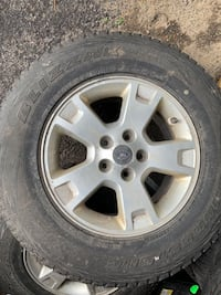 Ford escape rims Laval, H7V 3J7