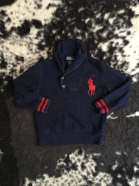 Kids polo pullover  St Thomas, N5R 3S6