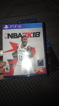 NBA 2K18 PS4 game case Olive Branch, 38654