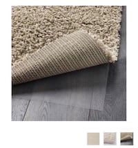 Ikea Rug High-Pile Hampen Novena, 329929
