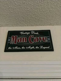 Man Cave Sign Nashua, 03062