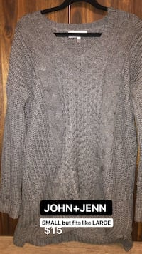 Nordstrom Sweater-Hand Wash Only  Bothell, 98012