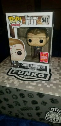 Chris Hardwick SDCC exclusive funko pop (bloody) Toronto, M1L 2T3