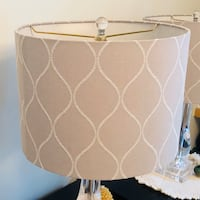 Ballard Designs drum lamp shades Chicago, 60625