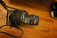 black and gray corded power tool Silver Spring, 20902