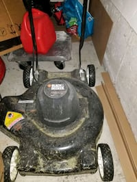 electric Lawn Mower Brampton, L7A 3L3