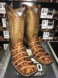 Men's Alligator boots Houston, 77054