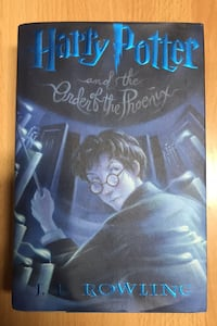 Harry Potter and the Order of the Phoenix Mississauga, L5C 1N4