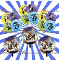 Fortnite Party Balloons! All for $25! Regina, S4X 3B6