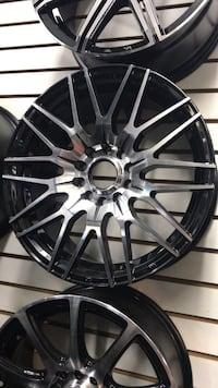 "New set of 16"" wheels for any car. No credit needed . New York, 10455"
