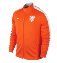 New NIKE Jacket XL Authentic Dutch Holland Nederland 2014 FIFA World Cup Soccer