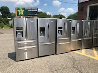Stainless refrigerator all styles and brands for sale  Newark, 07104