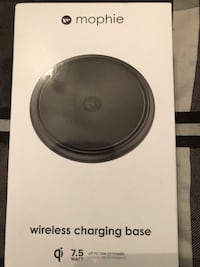 Mophie wireless charger Mississauga