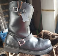 Harley Davison leather boots Ripley, 38063
