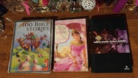Bibles for kids and teens $5 each Hamilton, L8V 3J4