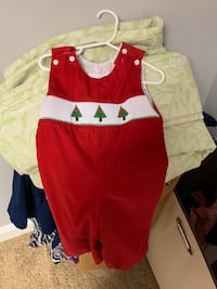 Smock outfit 12 months Kimberly, 35091