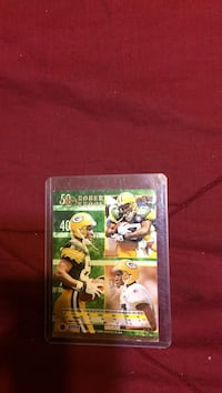 football G packers collectible cad Greenwood, 29649