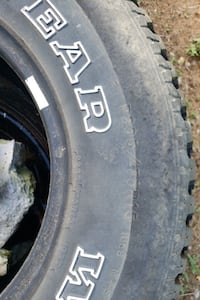 Tire just 1 235 75 r15 Goodyear