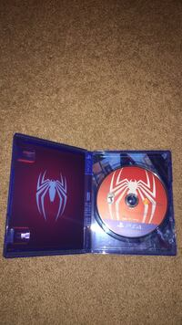 Spider-Man PS4 with case Metairie, 70001
