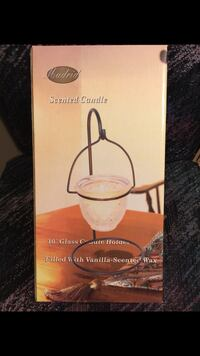 Candle Steel Holder Never Used Own Box Toronto, M4A 2K5