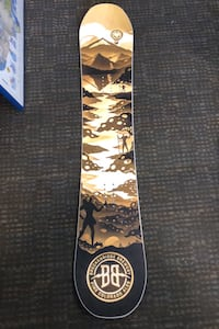 Breckinridge Brewery 2017 Snowboard *Never Used* Grand Junction, 81501