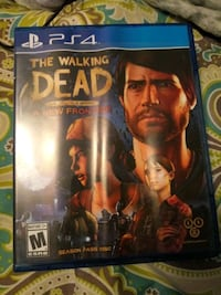 Ps4 The walking dead  Niles, 49120