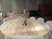 Chair cover/sashes