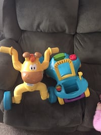 toddler's two assorted toys Otis, 97368