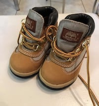 Brand New Timberland Baby Toddler Boots For Sale Richmond Hill, L4E 0S5