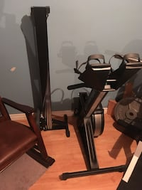 Concept 2 rowing machine, barely used, $1100 St Thomas, N5R 6G2