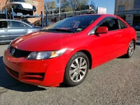 2011HONDA CIVIC COUPE EX Washington, 20002