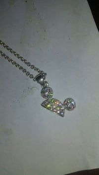 Disney Parks Mickey Ears Necklace Fort Worth, 76116