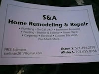 Roof repair Alexandria, 22310