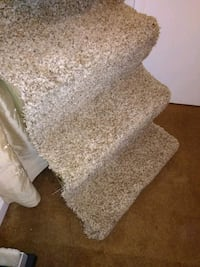 Three Wooden Carpeted Steps Modesto, 95350
