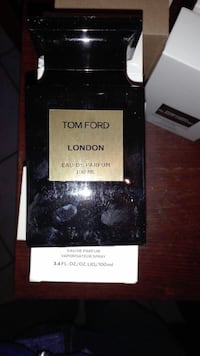 Bottiglia da 100 ml Tom Ford London Eau de Parfum