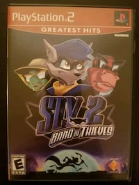 Sly 2 for PS2