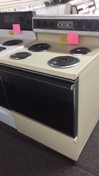Electric stove starting at $149 Memphis, 38115