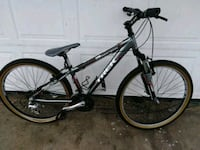 black and white hardtail mountain bike Hacienda Heights, 91745