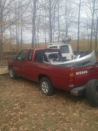 Nissan - Pick-Up / Frontier - 1997 Jessup