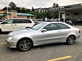 Team West Auto Group 2004 Mercedes-Benz CLK320 Coupe Local No accident Low km clean clk