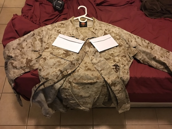 Used USMC Cammies Flight suits for sale in Bakersfield - letgo 54666e756fb
