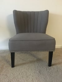 Grey Chair - Set of 2