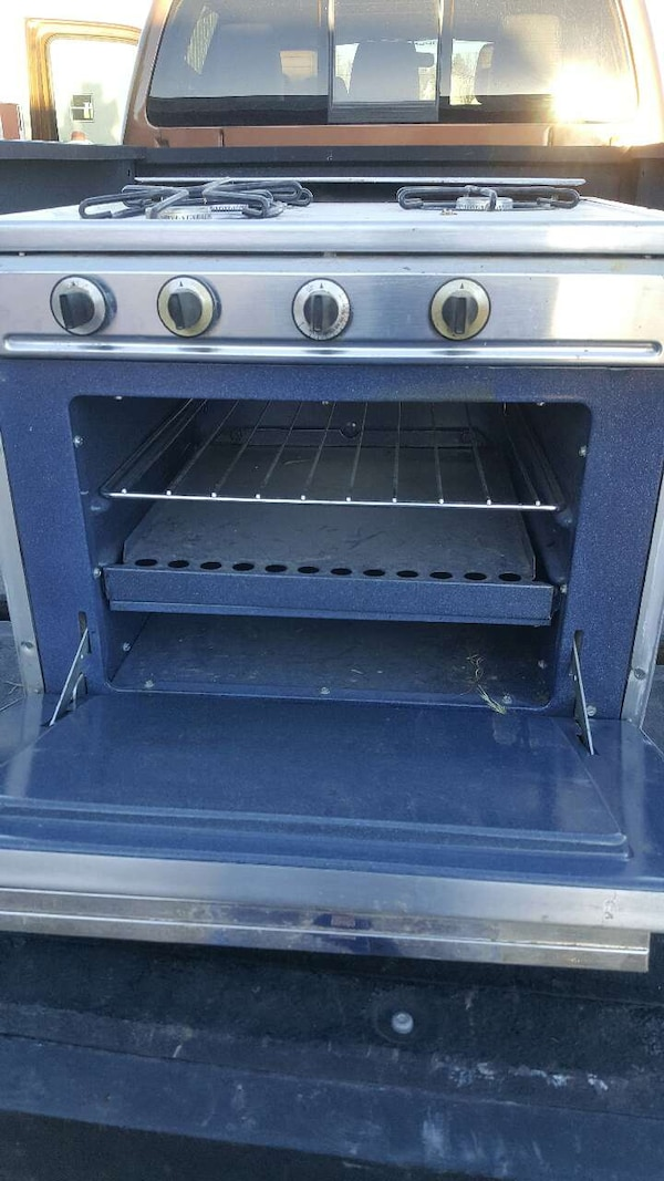 Rv Stove Oven >> Rv Stove With Oven
